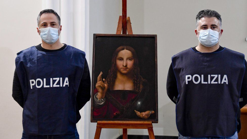 500 year old painting found
