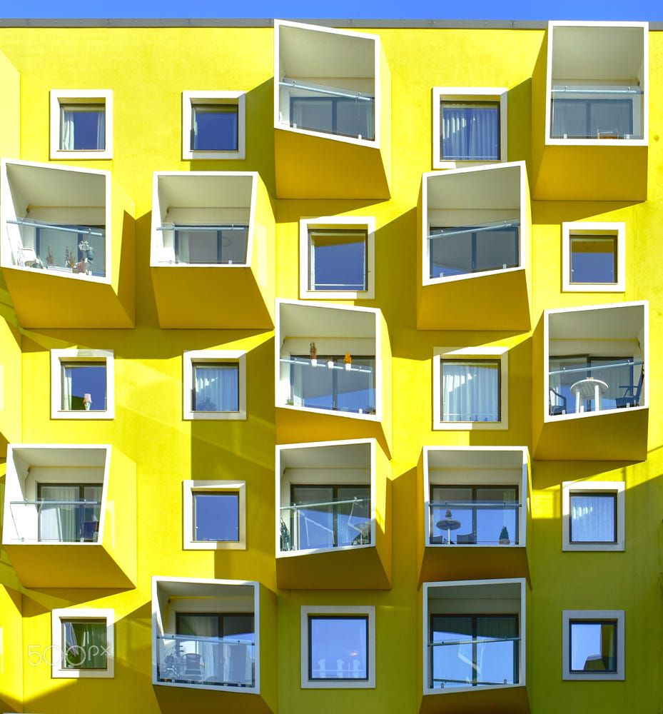 impressive colourful building photography by ash camas