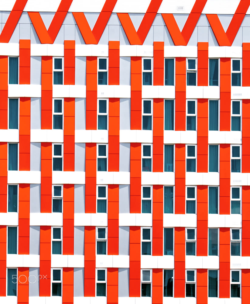 shortlisted colourful building abstract photography by ash camas