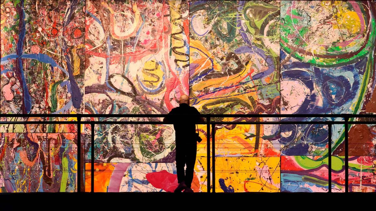 worlds largest canvas painting by sacha jafri