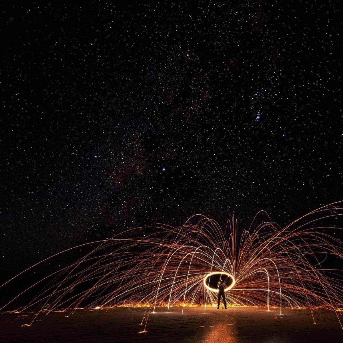 night photography by jacquie matechuk