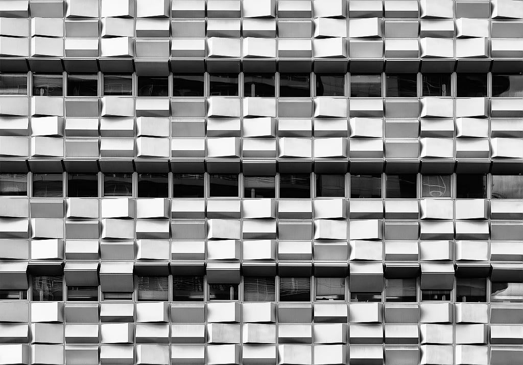abstract photography building by jose beut