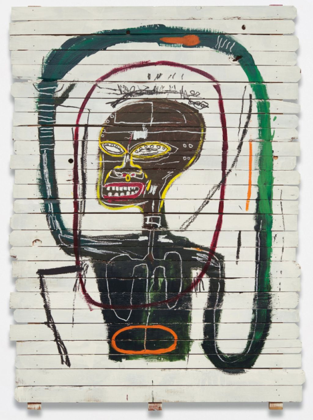 4 expensive painting by basquait sold at auction